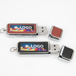 Pendrive Leather UV 8GB 10 sztuk